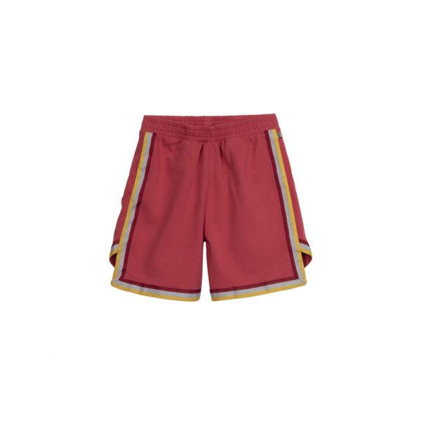 side stripes shorts