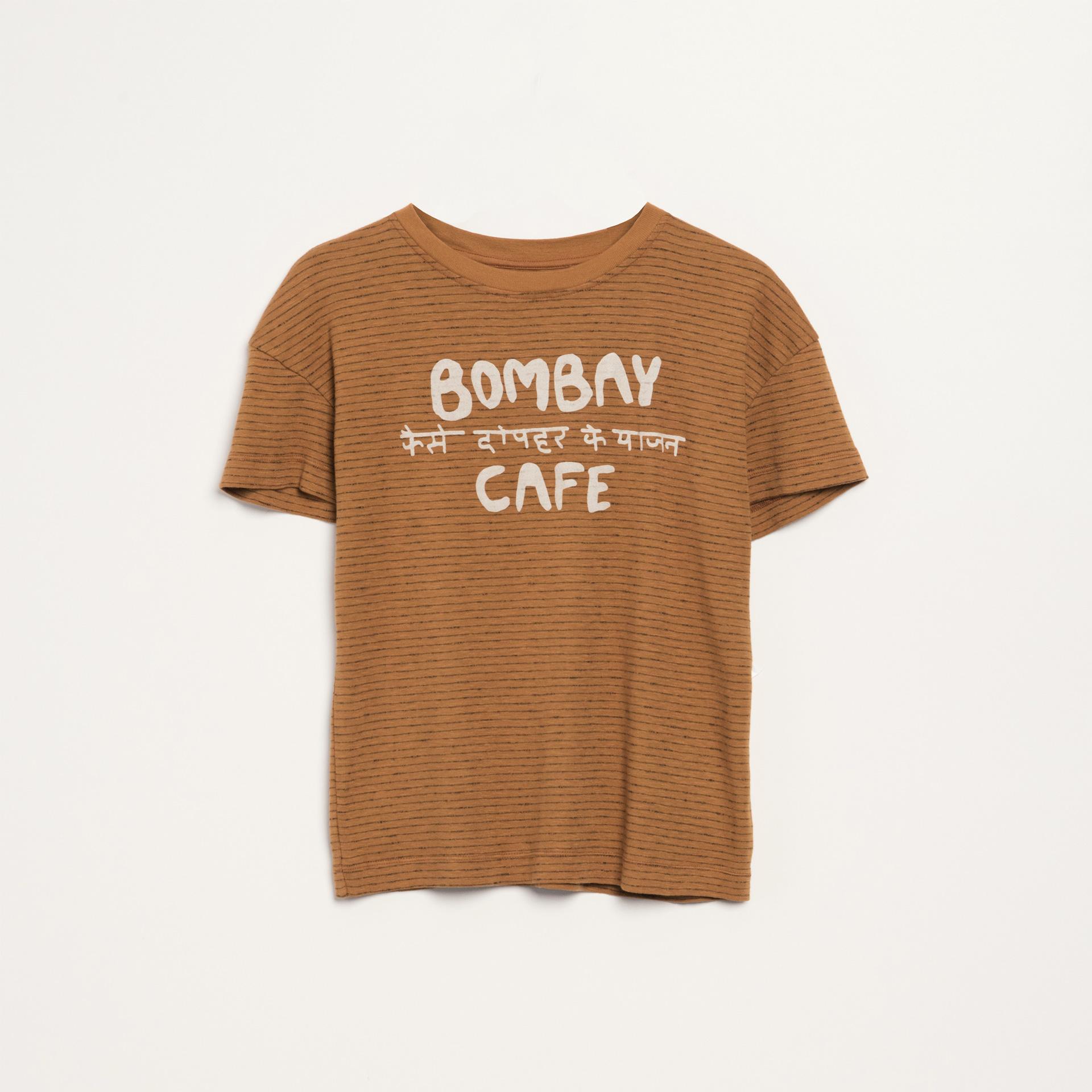 BOMBAY CAFE T-SHIRT